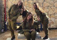 Красуні армії Ізраїлю — найкраще за початок лютого