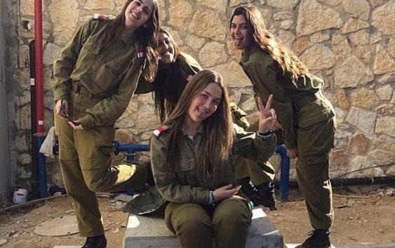 Красуні Армії Ізраїлю