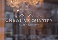 Ілля Кенігштейн і Роман Хміль повідомили про офіційне відкриття Creative Quarter у Києві