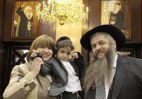 Сьогодні народився головний рабин України Моше Реувен Асман