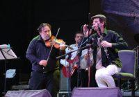 Отжатый еврейский фестиваль в День депортации крымских татар