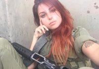 Девушки израильской армии – лучшее за месяц