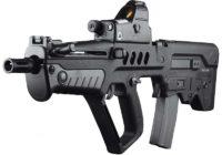 Стрелковое оружие израильской армии