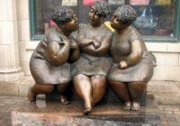 22 веселых памятника, которые неплохо бы смотрелись в Одессе