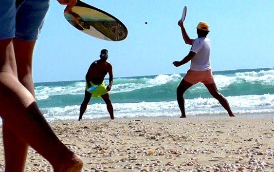 пляжные ракетки