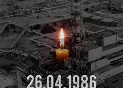 Исполнилось 32 года со дня трагедии на ЧАЭС