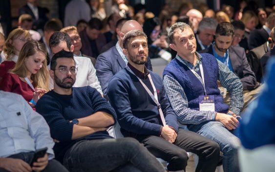 В UNIT.City состоялся первый Украино-Израильский инновационный саммит