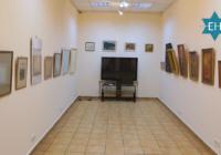 Картины для этой выставки собирали по всему Киеву