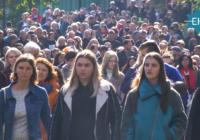 """По """"дороге смерти"""" в Бабий Яр прошли несколько сотен людей"""