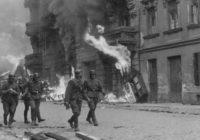 О восстании в Варшавском гетто
