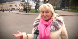 Опросник в Киеве: что такое Ханука? Вы будете смеяться