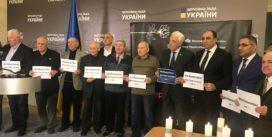 У Верховній Раді вшанували пам'ять загиблих під час Голокосту