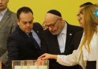 6 миллионов сердец. В Киеве прошла церемония памяти жертв Холокоста