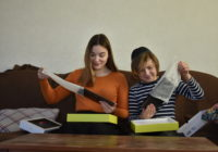 Триста дітей отримали нові планшети
