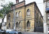 Историческому еврейскому зданию в центре Одессы грозит обрушение