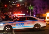 Brooklyn lawyers charged in Molotov cocktail attack on NYPD cruiser