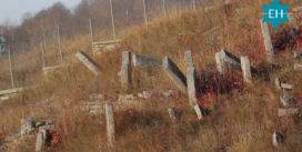 Одно из самых старинных еврейских кладбищ в мире – в запущенном состоянии