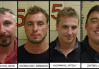 7 arrested for rioting, harassment in Lincoln City