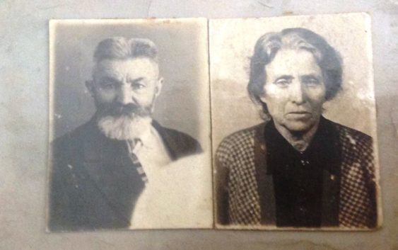Мордехай и Шейндл Сова