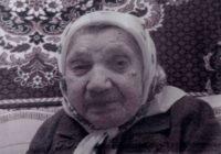 Померла Єфросинія Яремчук, Праведниця народів світу
